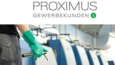 BWV erweitert Spektrum der Proximus-Bedingungswerke